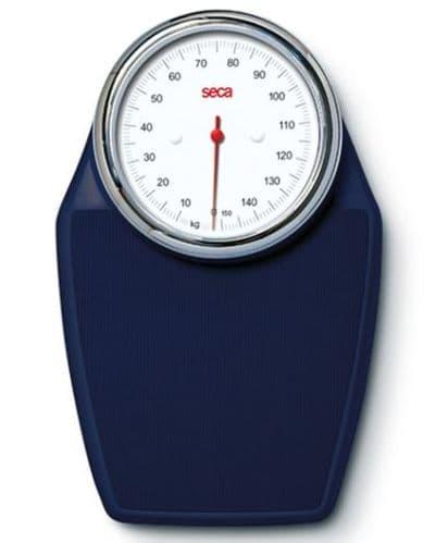 Seca 760 Colorata Mechanical Bathroom Scale - Midnight Blue