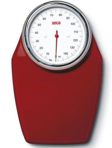 Seca 760 Colorata Mechanical Bathroom Scale - Red
