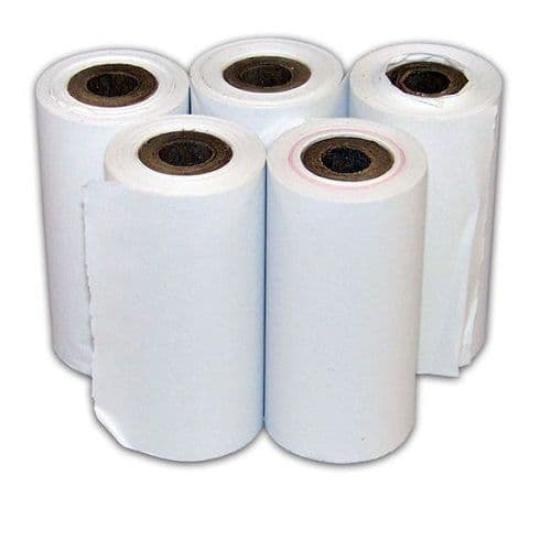 Set of 5 paper rolls for SF42 printer