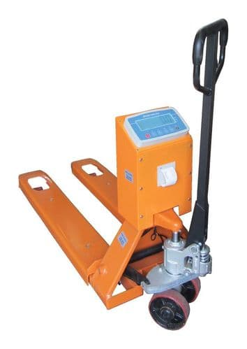 TA-2000P Pallet Truck Scale with Printer