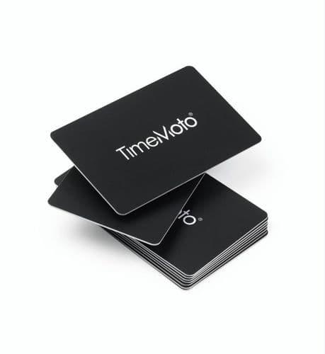 TIMEMOTO RF-100 RFID Cards 25 pcs
