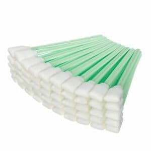 Foam sterile solvent resistant cleaning Swabs 50pk