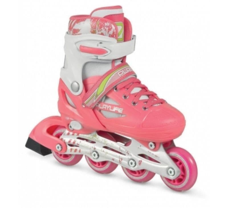Playlife Kids Skates - Joker Girls (Adjustable)