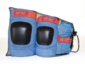 Rad Pads Blue Steel-  X-Small only