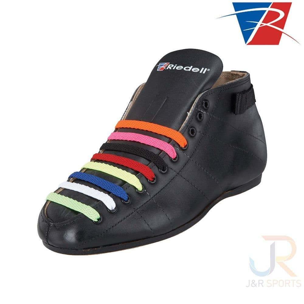 "Riedell 3/8""  Laces - (colours Available)"