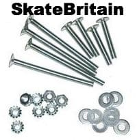 Roller Derby Plate mounting kit