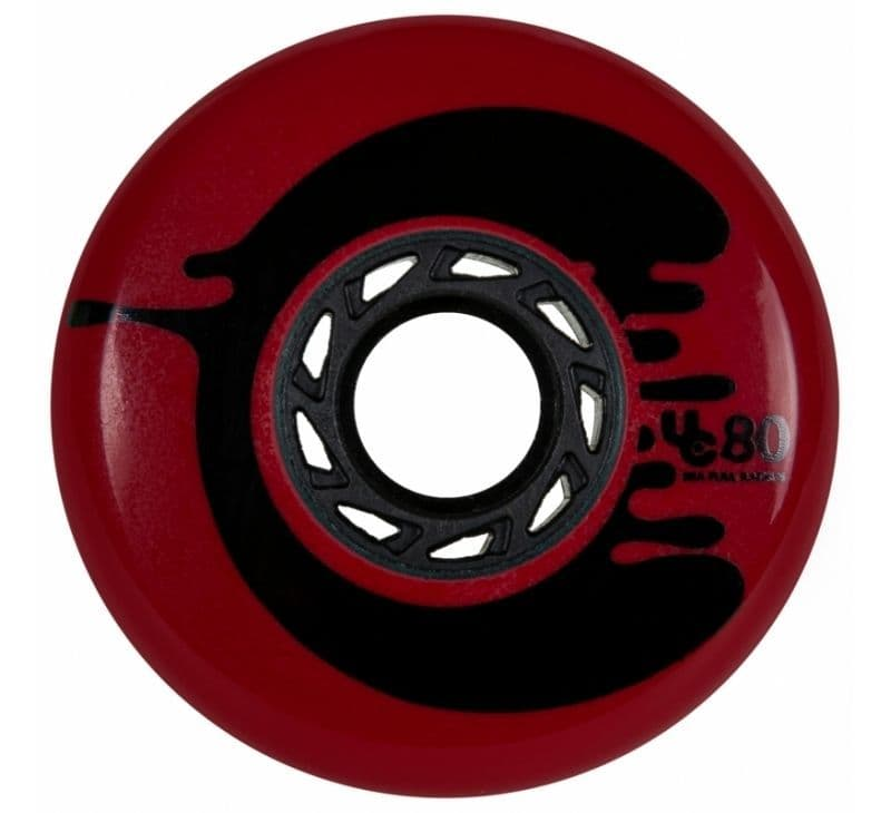 Undercover Cosmic Roche Red 80mm