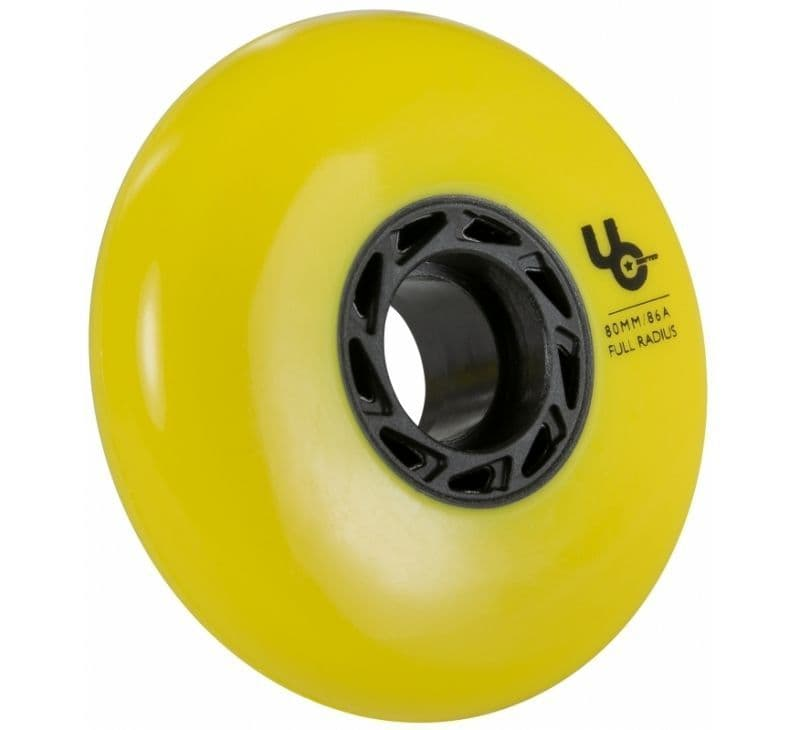 Undercover Team Yellow 80mm